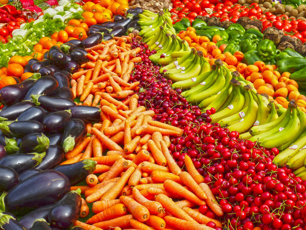 Build a Healthy Immune System With Fruits and Vegetables