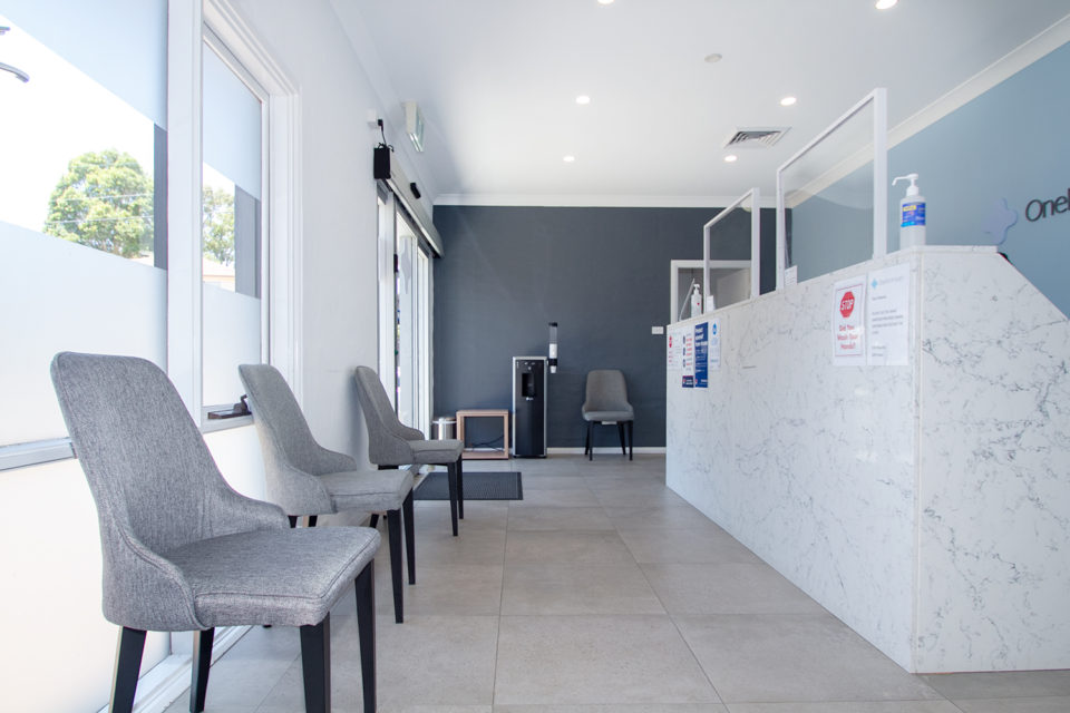 ryde waiting area